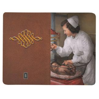 Nurse - The pediatrics ward 1943 Journal