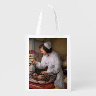 Nurse - The pediatrics ward 1943 Market Tote