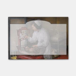 Nurse - The pediatrics ward 1943 Post-it Notes