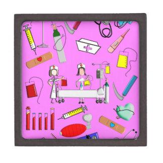 Nurse Tools and Nurse Equipment Premium Gift Box