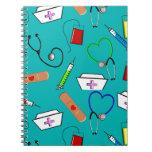 Nurse Tools Note Book