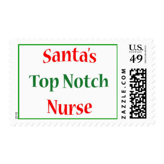 Nurse Top Notch Postage