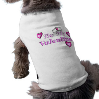 "Nurse Valentine Gifts ""Be My Valentine"" T-Shirt"