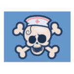 Nurse Wenchet Post Card
