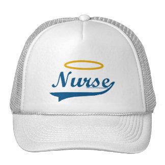 Nurse (with Halo) Hat