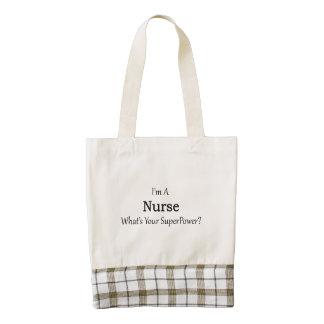 Nurse Zazzle HEART Tote Bag