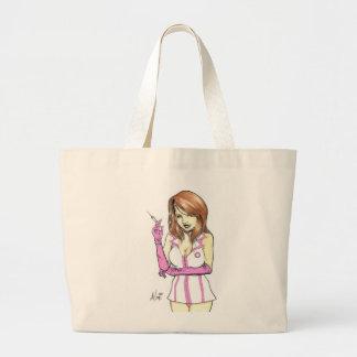 NurseLisa Large Tote Bag