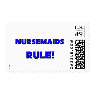 Nursemaids Rule! Postage Stamp