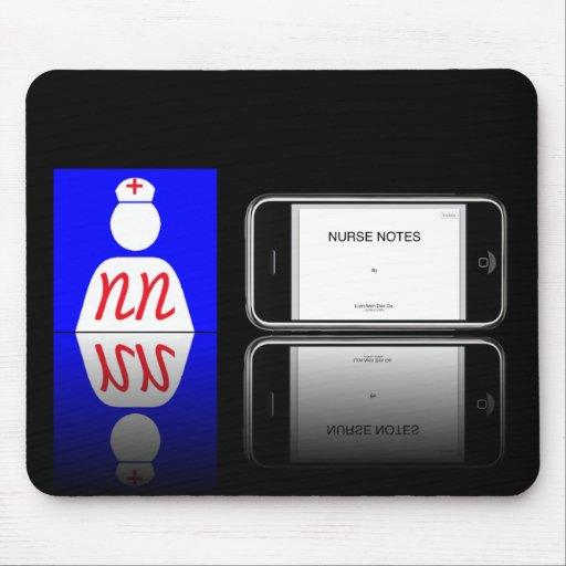 NurseNotes Mousepad 2
