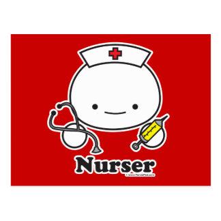 Nurser Postcard