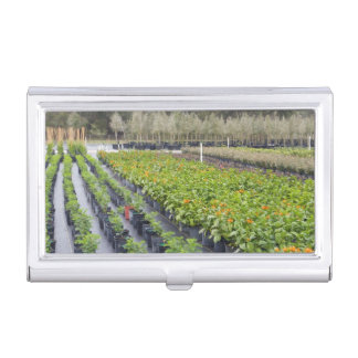 Nursery and Garden Supply Business Card Holder