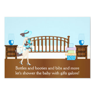 Nursery Baby Shower Invitation (BCA)