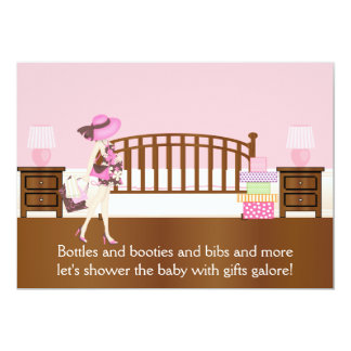 Nursery Baby Shower Invitation (PCA)
