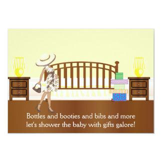 Nursery Baby Shower Invitation (YAA)