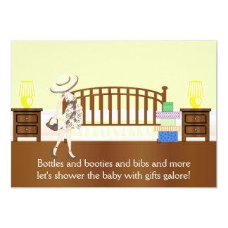Nursery Baby Shower Invitation (YCA)