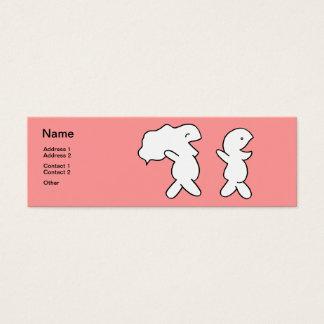 nursery card