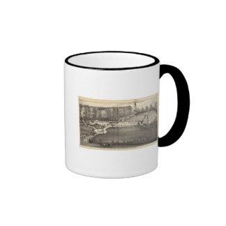 Nursery & green houses of A Hance & Son Ringer Mug