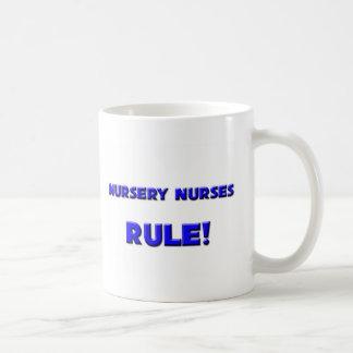 Nursery Nurses Rule! Coffee Mug