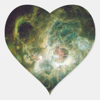 Nursery of New Stars - GPN-2000-000972 Heart Sticker