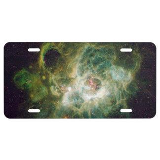 Nursery of New Stars - GPN-2000-000972 License Plate