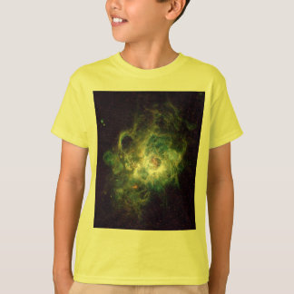 Nursery of stars in a spiral galaxy T-Shirt