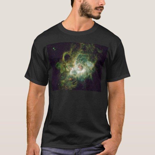 Nursery of stars in a spiral galaxy T-Shirt