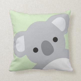 Nursery Pillow Children Room Decor Koala Bear