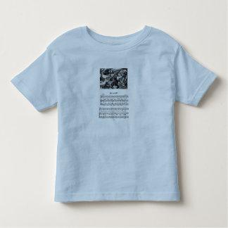 Nursery Rhyme Jack and Jill Toddler's Shirt