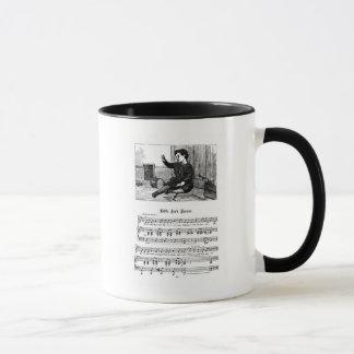 Nursery Rhyme Jack Korner Mug