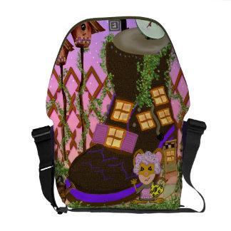 Nursery Rhyme Messenger Bag