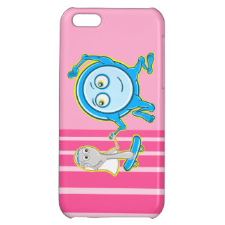 Nursery Rhyme The Dish Ran Away With The Spoon iPhone 5C Cases