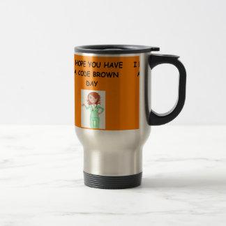 nurses 15 oz stainless steel travel mug