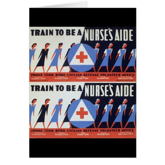Nurses Aid Card