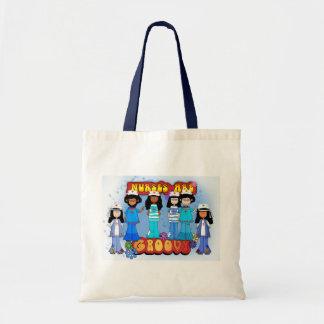 Nurses Are Groovy - Nurse's Day Bag
