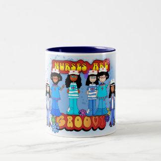 Nurse's Are Groovy - Nurse's Day Mug