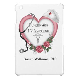 Nurses are Ivy Leaguers iPad Mini Cover