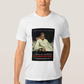 Nurses Are Needed -- WW2 VA Shirt
