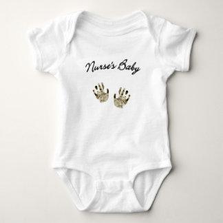 Nurse's Baby Baby Bodysuit