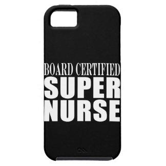 Nurses Birthday Party Board Certified Super Nurse iPhone 5 Case