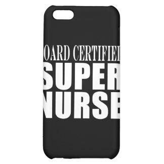 Nurses Birthday Party Board Certified Super Nurse iPhone 5C Cover
