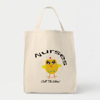 Nurses Call The Shots Bag