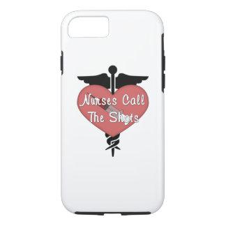 Nurses Call The Shots iPhone 7 Case