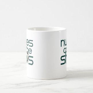 Nurses Call The Shots Magic Mug