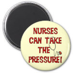 Nurses Can Take the Pressure Magnet