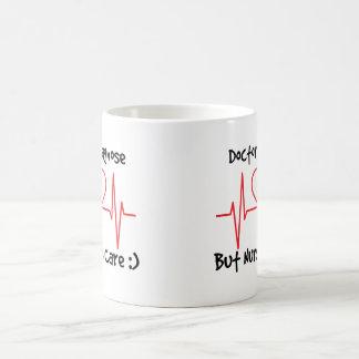 Nurses Care - RN Nurse Gifts Coffee Mug