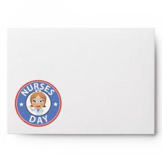 Nurses Day Envelope