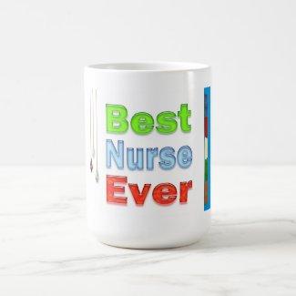 Nurses Day Gifts Best Nurse Ever Coffee Mug
