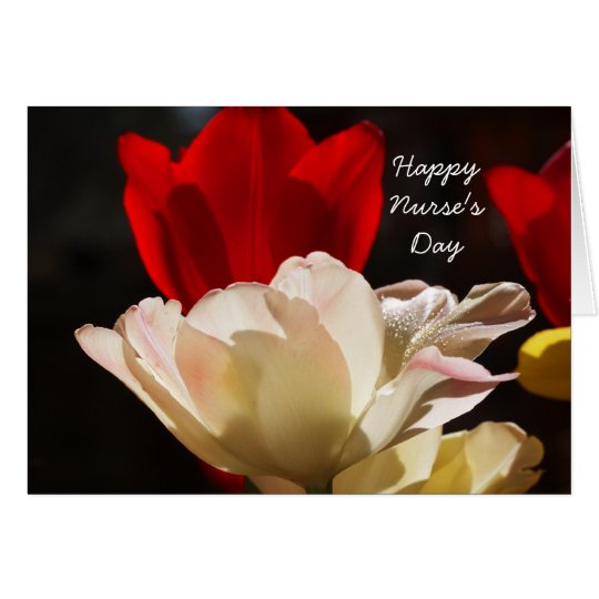 Nurses day greeting card happy nurses day zazzle nurses day greeting card happy nurses day m4hsunfo Image collections