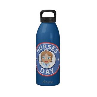Nurses Day Water Bottle