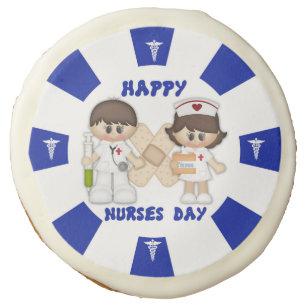 "Nurses Day Treat Cookies - 3.5"""